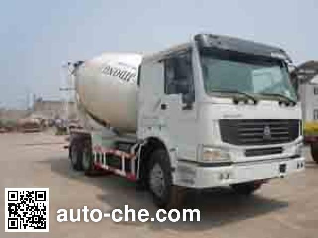 Автобетоносмеситель Jidong Julong JDL5251GJBZZ43N