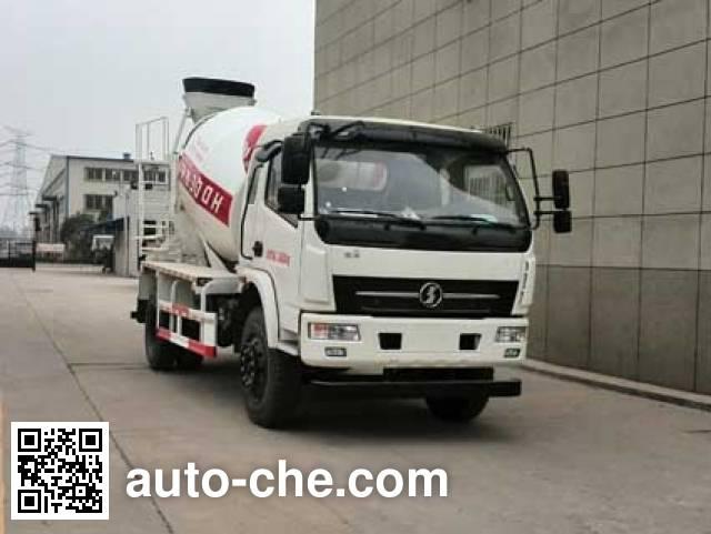 Автобетоносмеситель Yindun JYC5140GJBSX11