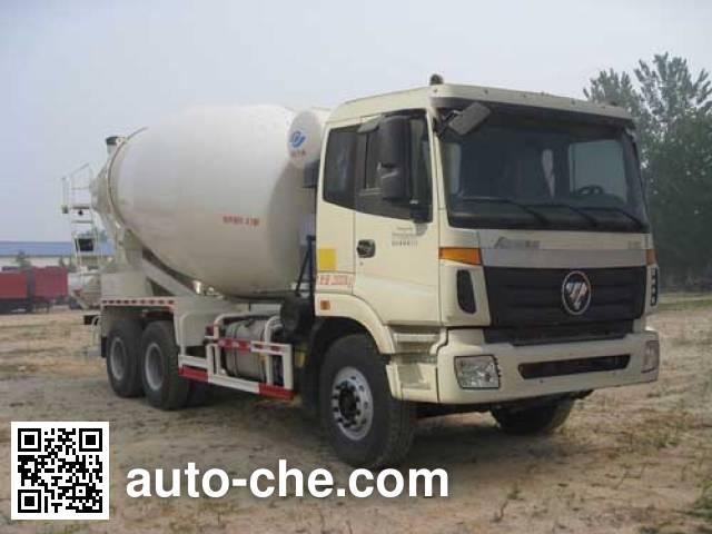 Автобетоносмеситель Yindun JYC5250GJBBJ3