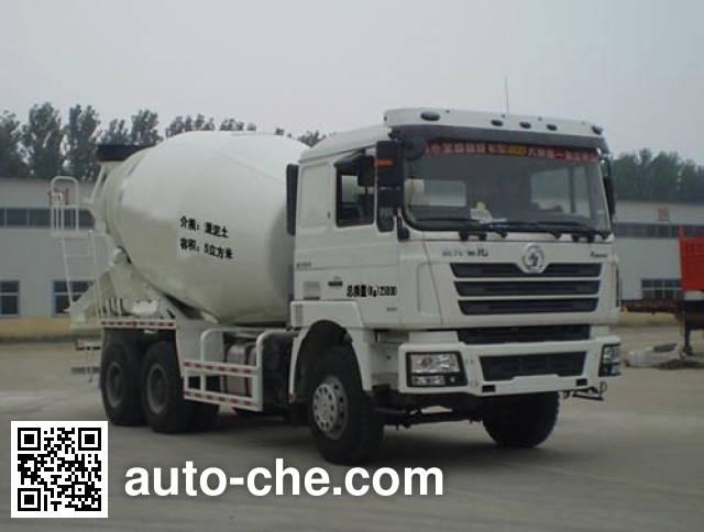 Автобетоносмеситель Liangfeng LYL5250GJB