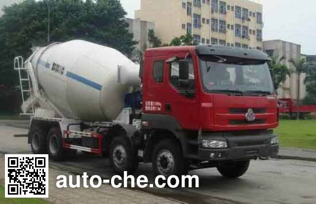 Автобетоносмеситель Chenglong LZ5310GJBQECA
