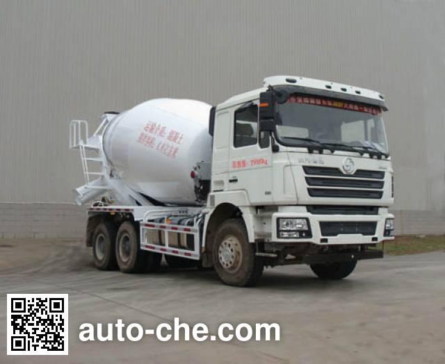 Автобетоносмеситель Xunli LZQ5257GJB40D
