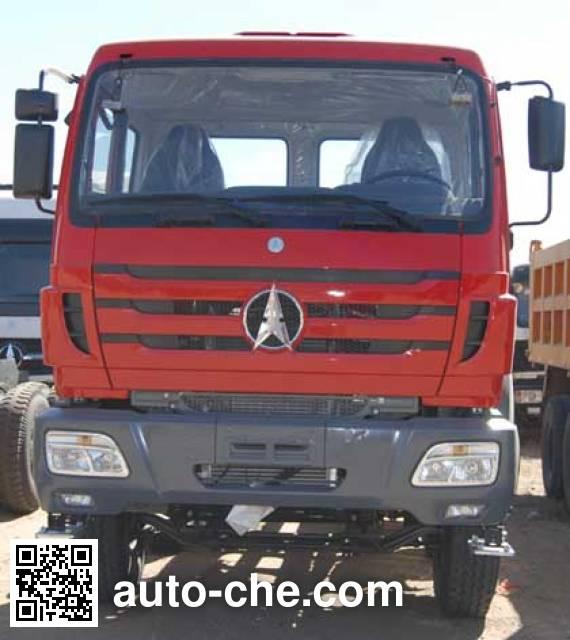 Beiben North Benz автобетоносмеситель ND5250GJBZ14