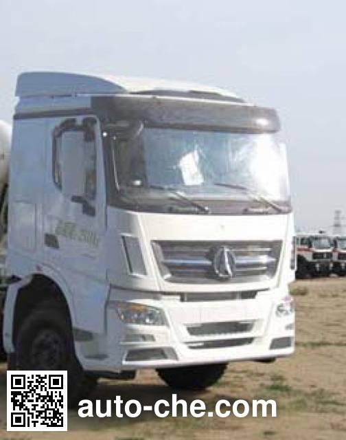Beiben North Benz автобетоносмеситель ND5250GJBZ00