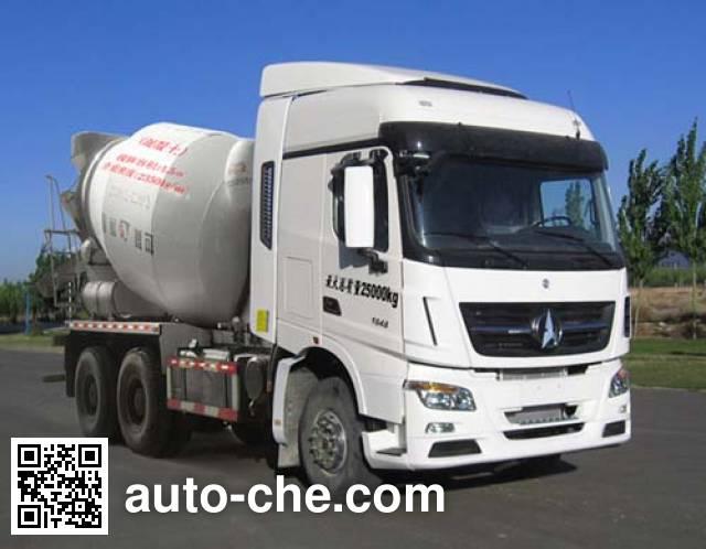 Автобетоносмеситель Beiben North Benz ND5250GJBZ03