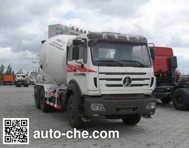 Beiben North Benz автобетоносмеситель ND5250GJBZ15