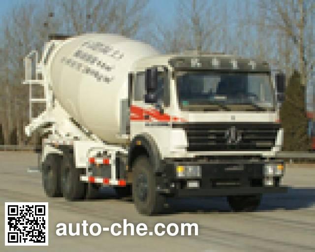 Автобетоносмеситель Beiben North Benz ND5250GJBZ15