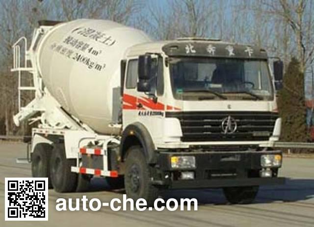 Beiben North Benz автобетоносмеситель ND5250GJBZ16