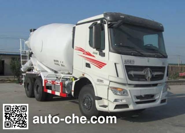 Beiben North Benz автобетоносмеситель ND5250GJBZ24