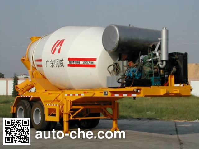 Полуприцеп бетоносмеситель Mingwei (Guangdong) NHG9340GJB