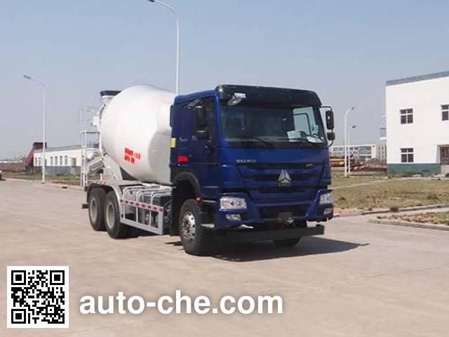 Автобетоносмеситель Qingzhuan QDZ5250GJBZH43D1