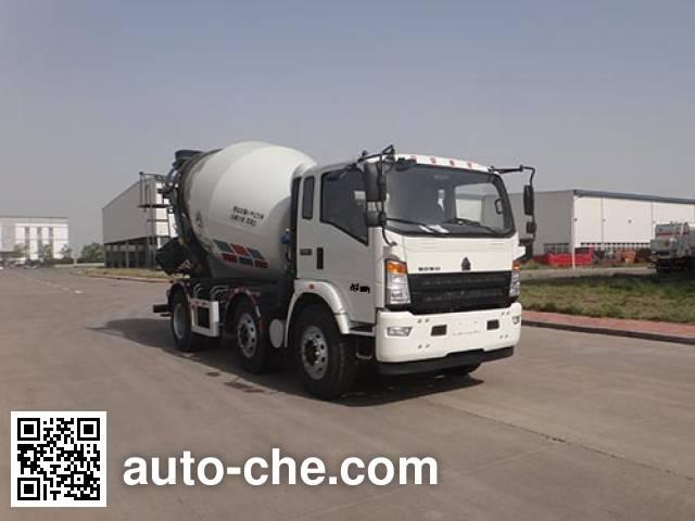 Автобетоносмеситель Qingzhuan QDZ5250GJBZHG3WE1
