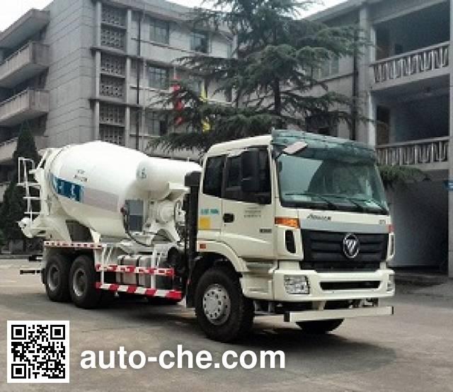 Автобетоносмеситель Chuanjian SCM5254GJBAU4