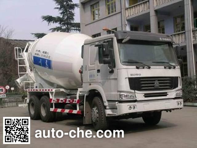 Автобетоносмеситель Chuanjian SCM5254GJBHO4