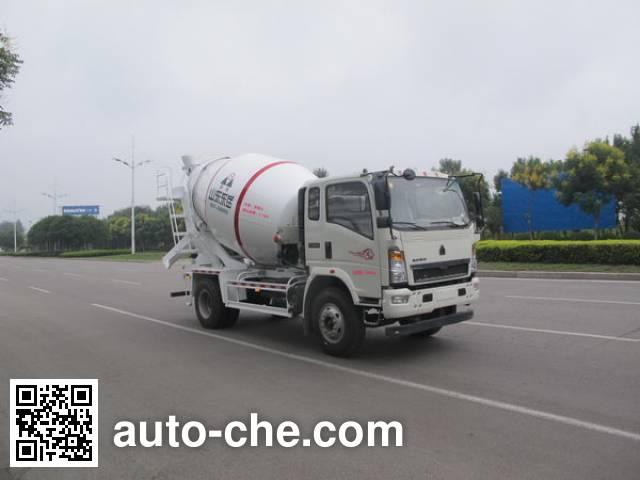 Автобетоносмеситель Shengyue SDZ5167GJB38
