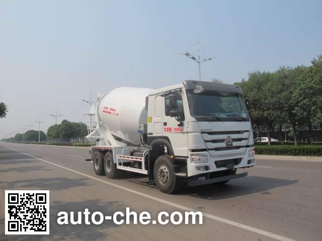 Автобетоносмеситель Shengyue SDZ5257GJB38