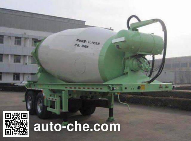 Полуприцеп бетоносмеситель Shengyue SDZ9350GJB