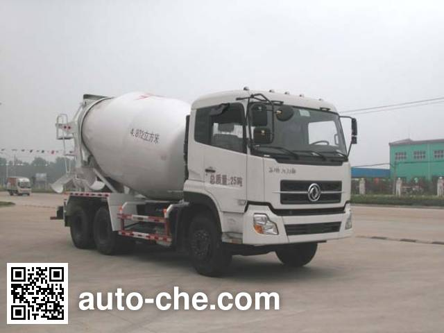 Автобетоносмеситель Sinotruk Huawin SGZ5250GJBDFLA4