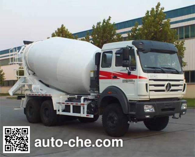 Автобетоносмеситель Senyuan (Henan) SMQ5250GJBN41
