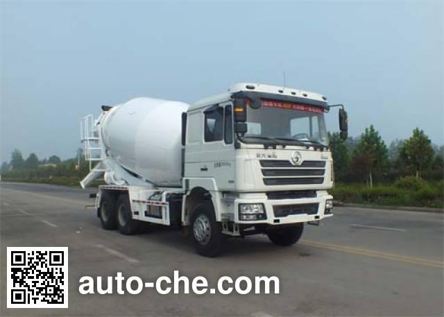 Автобетоносмеситель Senyuan (Henan) SMQ5250GJBS40