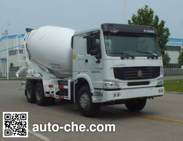 Автобетоносмеситель Senyuan (Henan) SMQ5250GJBZ40