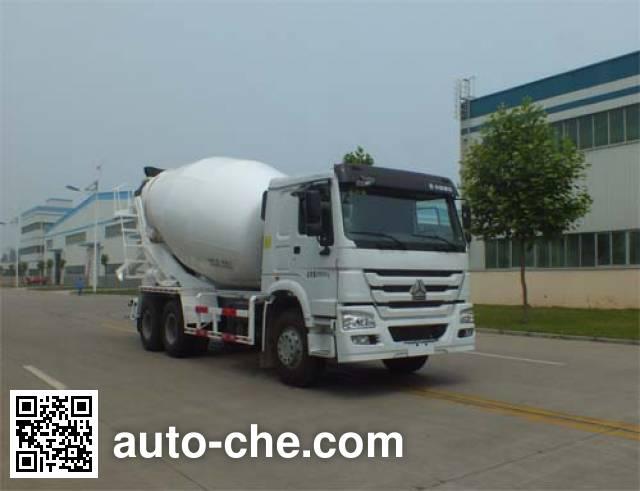 Автобетоносмеситель Senyuan (Henan) SMQ5250GJBZ43