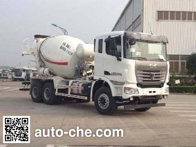 Автобетоносмеситель C&C Trucks SQR5251GJBD6T4-2