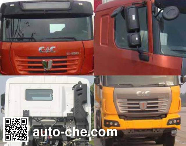 C&C Trucks автобетоносмеситель SQR5251GJBD6T4