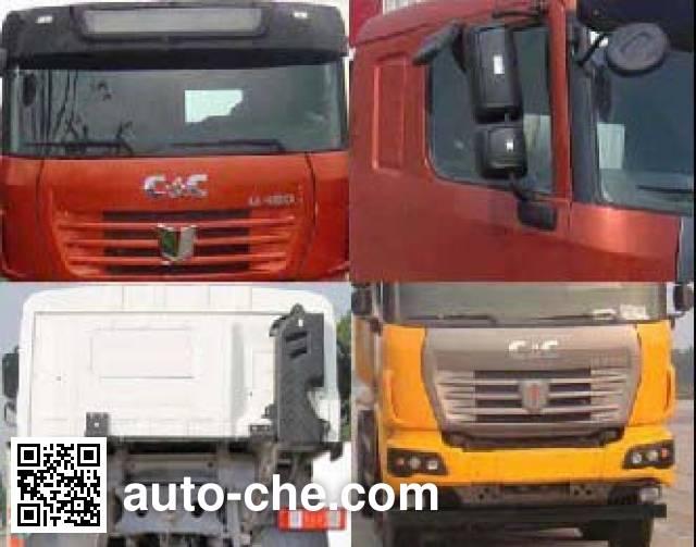 C&C Trucks автобетоносмеситель SQR5311GJBD6T6-2