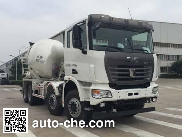 Автобетоносмеситель C&C Trucks SQR5311GJBD6T6-2