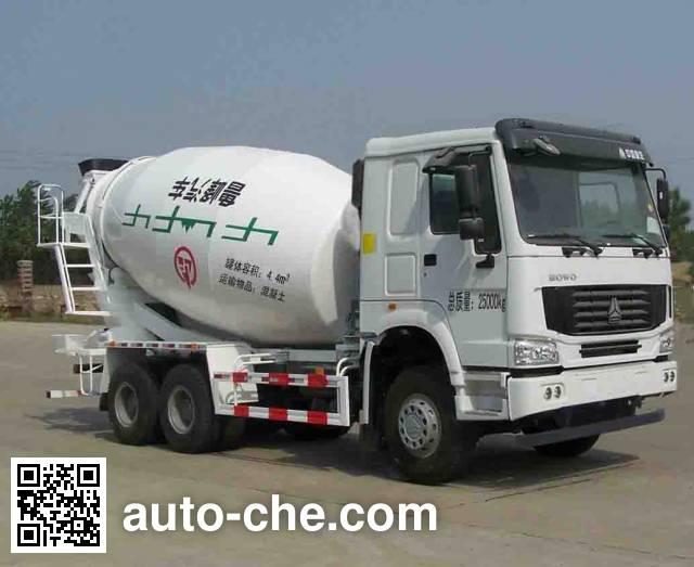 Автобетоносмеситель Lufeng ST5258GJBZ