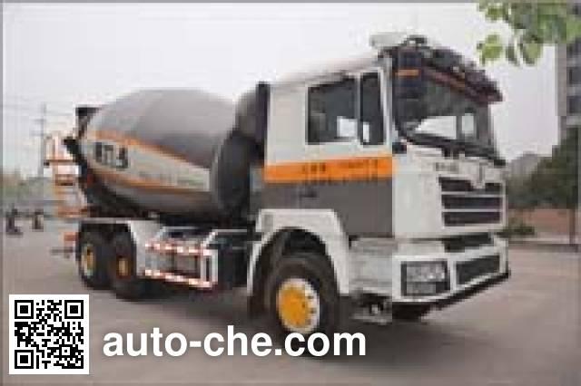 Автобетоносмеситель Shaanxi Auto Tongli STL5256GJB