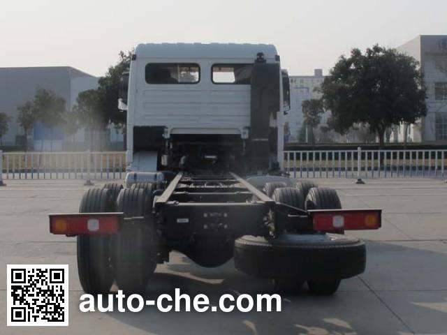 Shacman шасси автобетоносмесителя (миксера) SX5250GJBXB4