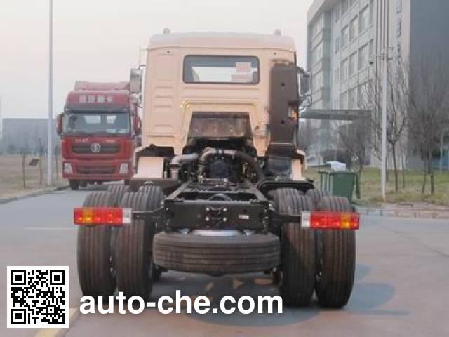Shacman шасси автобетоносмесителя (миксера) SX5250GJBMB4