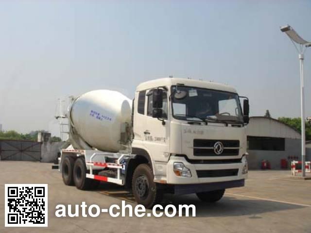 Автобетоносмеситель CIMC Tonghua THT5252GJB11B