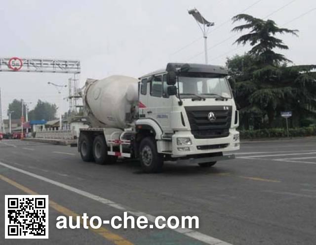 Автобетоносмеситель CIMC Tonghua THT5256GJB11C