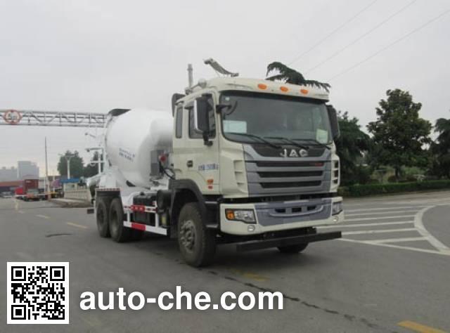 Автобетоносмеситель CIMC Tonghua THT5258GJB13A