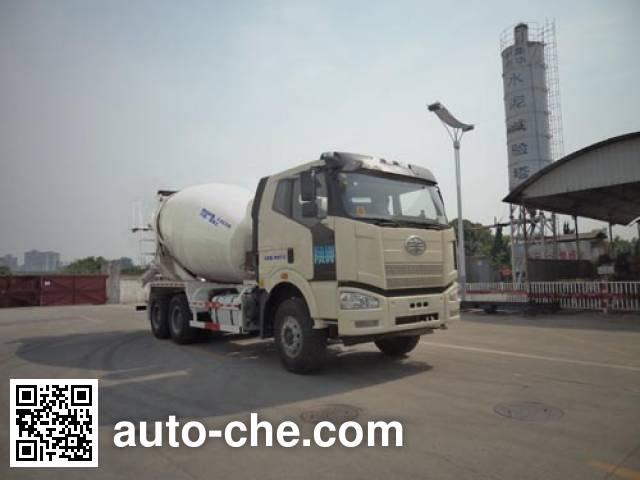 Автобетоносмеситель CIMC Tonghua THT5259GJB12A