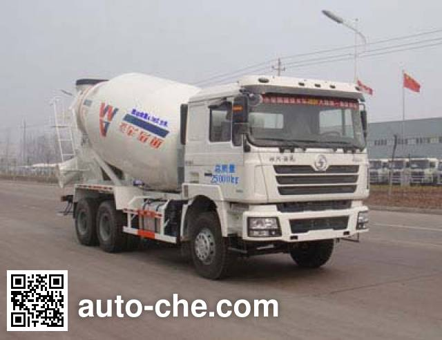Автобетоносмеситель Chuxing WHZ5256GJBS