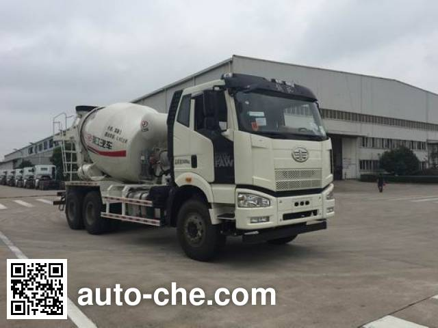 Автобетоносмеситель CIMC RJST Ruijiang WL5250GJBCA43