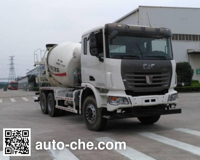 Автобетоносмеситель CIMC RJST Ruijiang WL5250GJBQCC42