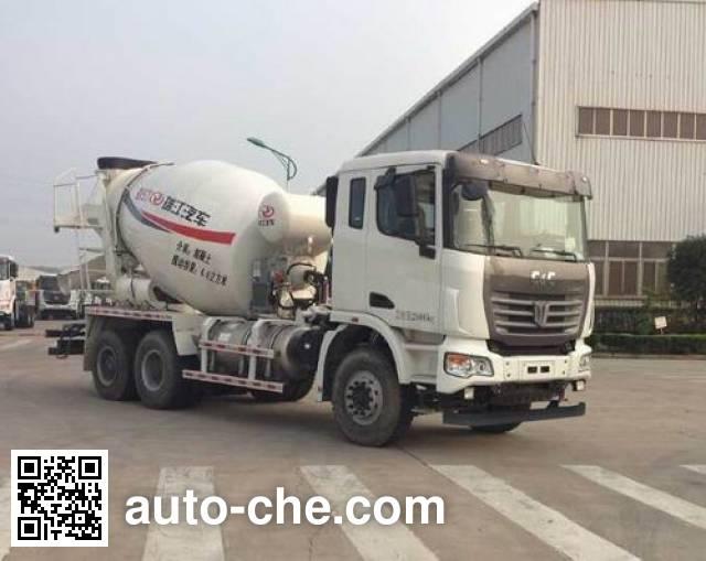 Автобетоносмеситель CIMC RJST Ruijiang WL5250GJBSQ38