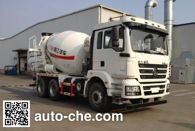 Автобетоносмеситель CIMC RJST Ruijiang WL5250GJBSX32