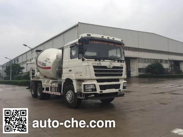Автобетоносмеситель CIMC RJST Ruijiang WL5250GJBSX44