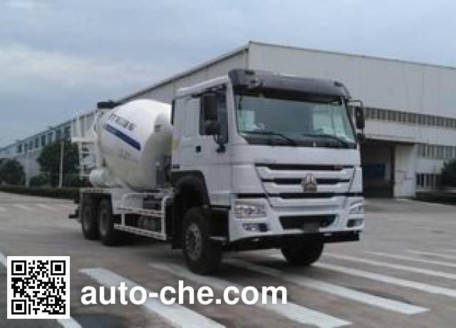 Автобетоносмеситель CIMC RJST Ruijiang WL5250GJBZZ43