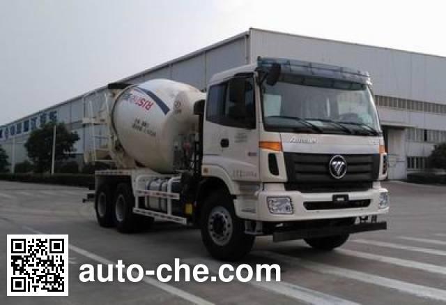 Автобетоносмеситель CIMC RJST Ruijiang WL5251GJBBJ43