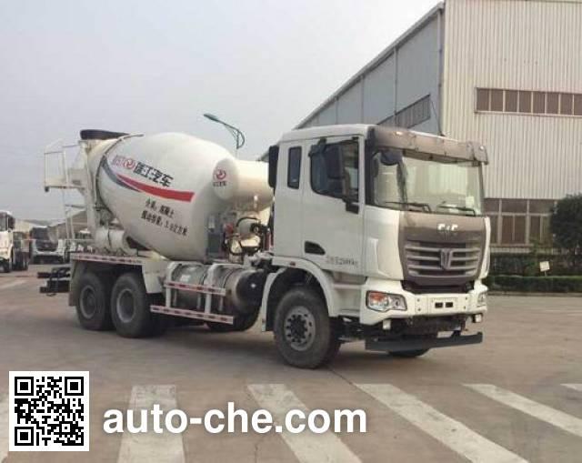 Автобетоносмеситель CIMC RJST Ruijiang WL5251GJBSQR42