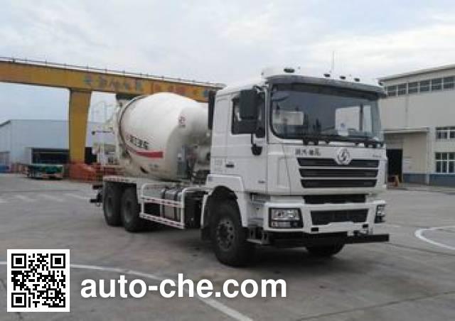 Автобетоносмеситель CIMC RJST Ruijiang WL5251GJBSX44