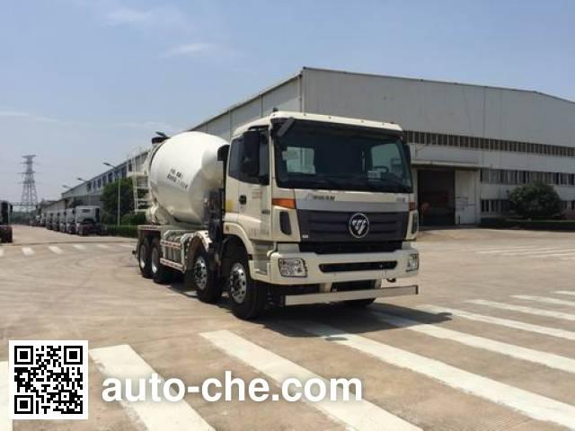 Автобетоносмеситель CIMC RJST Ruijiang WL5310GJBBJ31
