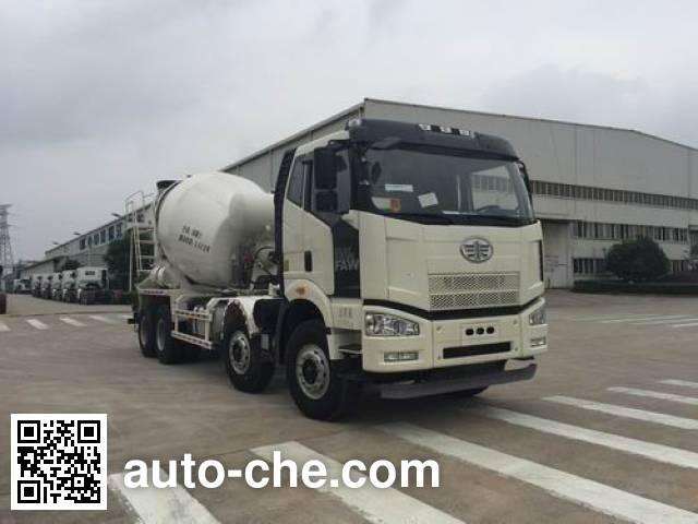 Автобетоносмеситель CIMC RJST Ruijiang WL5310GJBCA36